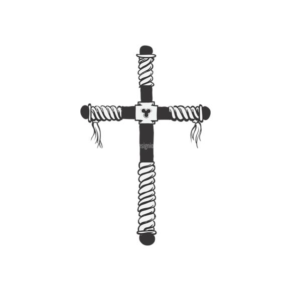 Crosses Vector 2 14 Clip Art - SVG & PNG vector