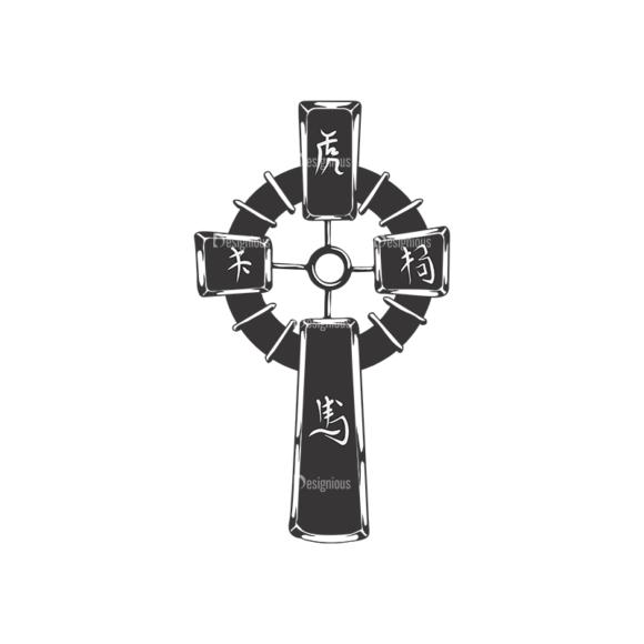 Crosses Vector 2 2 Clip Art - SVG & PNG vector
