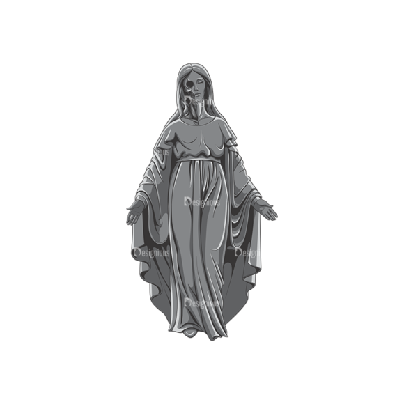 Dark Gothic Vector 1 7 Clip Art - SVG & PNG vector