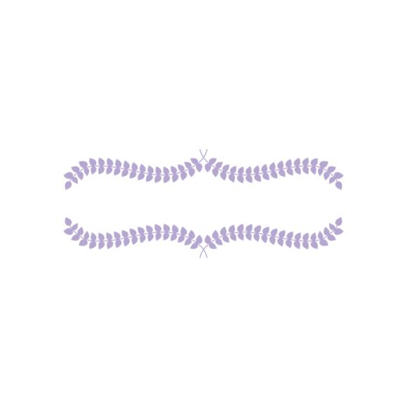 Design Elements Vector Set 3 Vector Ornament 04 Clip Art - SVG & PNG vector