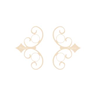 Design Elements Vector Set 3 Vector Ornament 23 Clip Art - SVG & PNG vector
