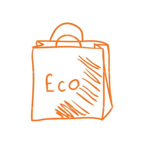 Eco Vector Set 6 Vector Ecobag eco vector set 6 vector ecobag
