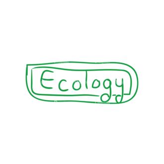Eco Vector Set 6 Vector Ecology Clip Art - SVG & PNG vector