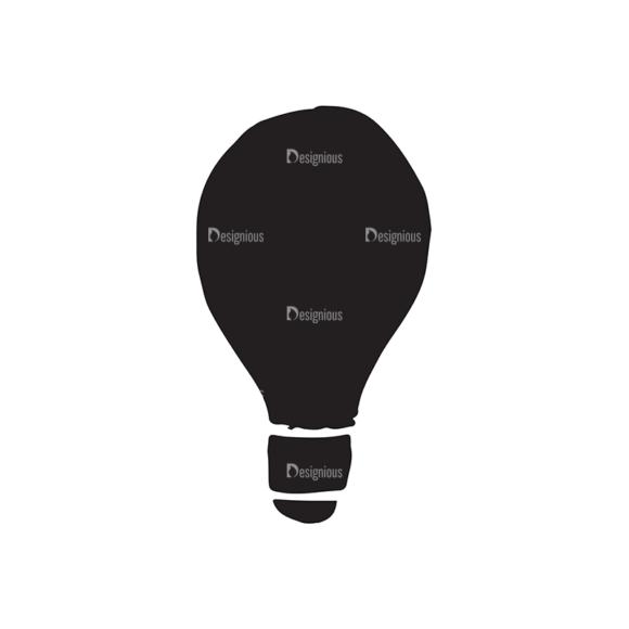 Ecology Elements Set 1 Vector Bulb 1