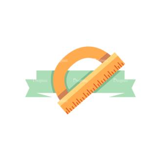Education Vector Set 2 Vector Ruler 06 Clip Art - SVG & PNG vector