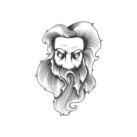 Evil Creatures Vector 1 3 Clip Art - SVG & PNG vector
