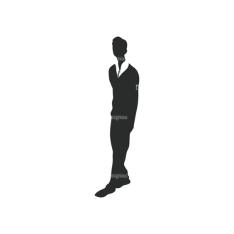 Fashion Men Pack 15 Preview Clip Art - SVG & PNG vector