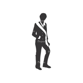 Fashion Men Pack 3 Preview Clip Art - SVG & PNG vector