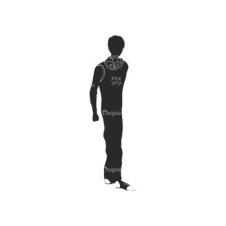 Fashion Men Pack 7 Preview Clip Art - SVG & PNG vector
