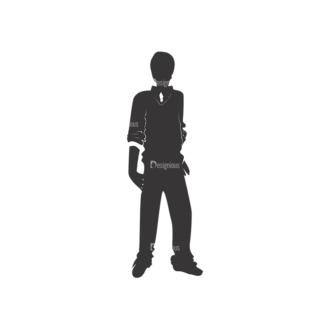 Fashion Men Pack 8 Preview Clip Art - SVG & PNG vector