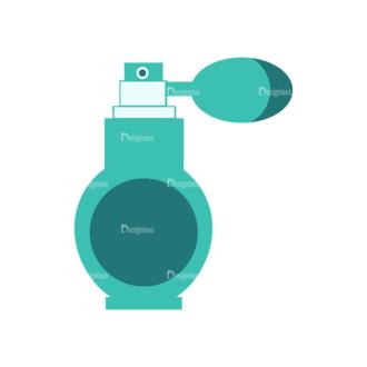Fashion Vector Set 2 Vector Perfume Clip Art - SVG & PNG vector