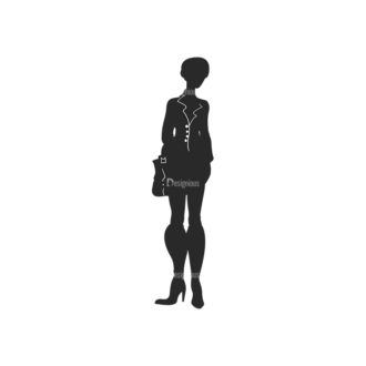Fashion Women Pack 18 Preview Clip Art - SVG & PNG vector
