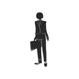 Fashion Women Pack 22 Preview Clip Art - SVG & PNG vector