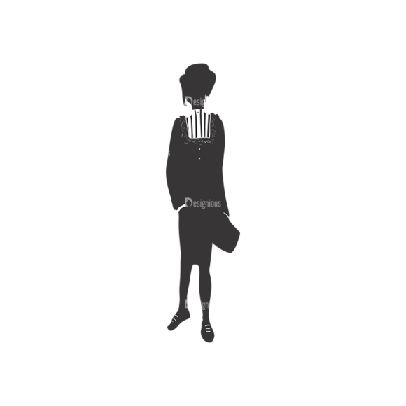 Fashion Women Pack 9 Preview Clip Art - SVG & PNG vector