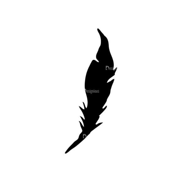 Feathers Set 11 Vector Feather 02 5