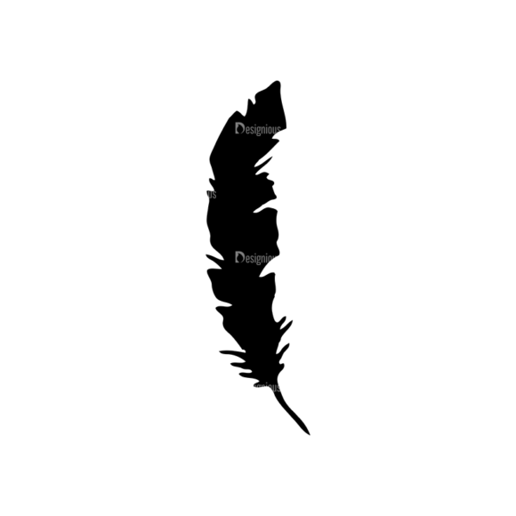 Feathers Set 11 Vector Feather 03 feathers set 11 vector feather 03
