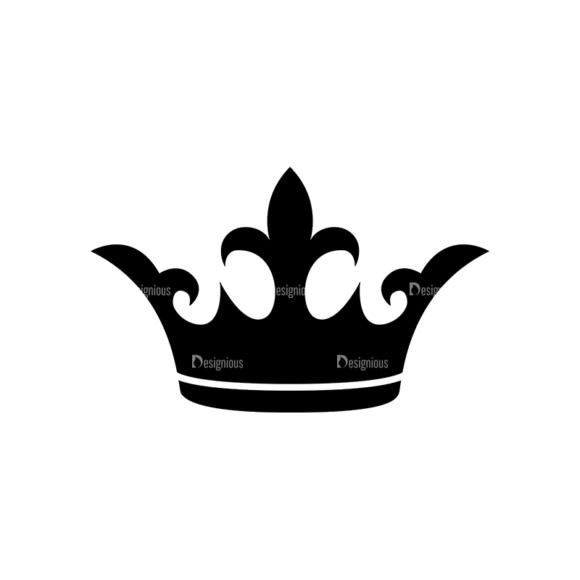 Flat Crown Icons Set 2 Vector Crown 03 flat crown icons set 2 vector crown 03