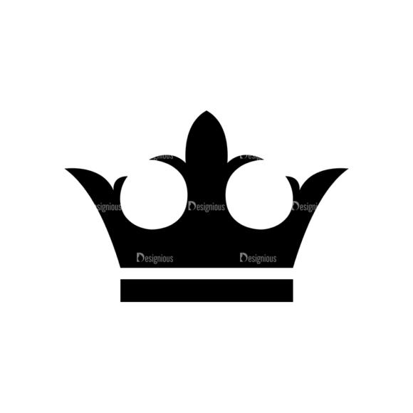 Flat Crown Icons Set 2 Vector Crown 11 flat crown icons set 2 vector crown 11