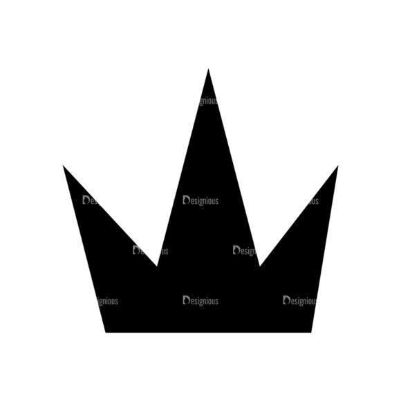 Flat Crown Icons Set 2 Vector Crown 12 flat crown icons set 2 vector crown 12