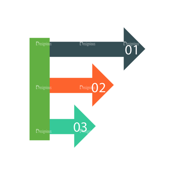 Flat Infographics Set 2 Vector Infographics 01 Clip Art - SVG & PNG vector