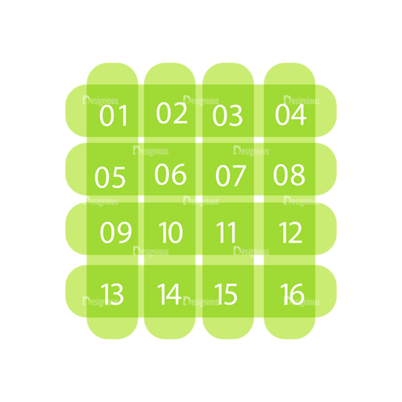 Flat Infographics Set 4 Vector Infographics 06 Clip Art - SVG & PNG vector