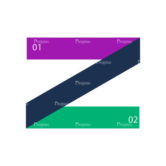 Flat Infographics Set 6 Vector Infographic 02 Clip Art - SVG & PNG vector
