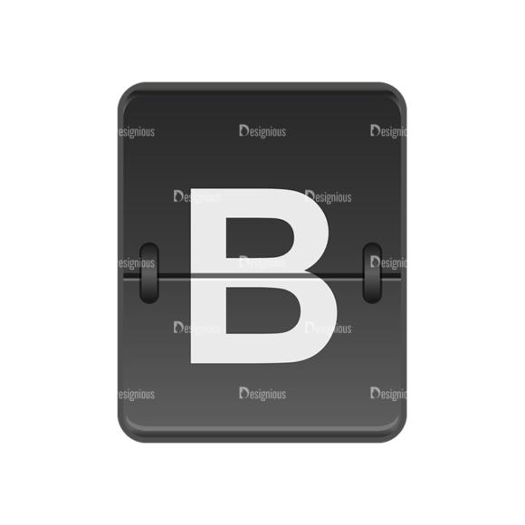 Flip Displays Set Vector 03 Clip Art - SVG & PNG vector