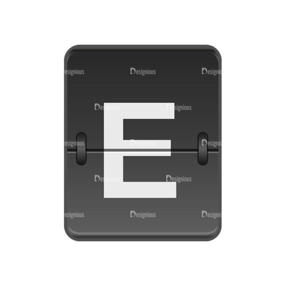 Flip Displays Set Vector 06 Clip Art - SVG & PNG vector