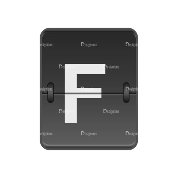 Flip Displays Set Vector 07 flip displays set vector 07