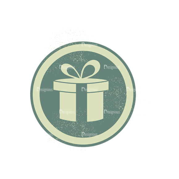 Gift Box Icons Vector Set 1 Vector Gift 03 Clip Art - SVG & PNG vector