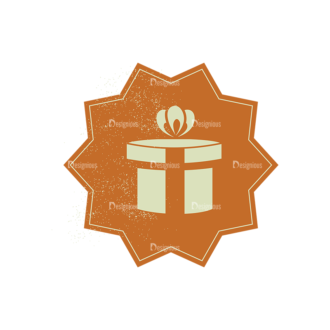 Gift Box Icons Vector Set 1 Vector Gift 05 Clip Art - SVG & PNG vector