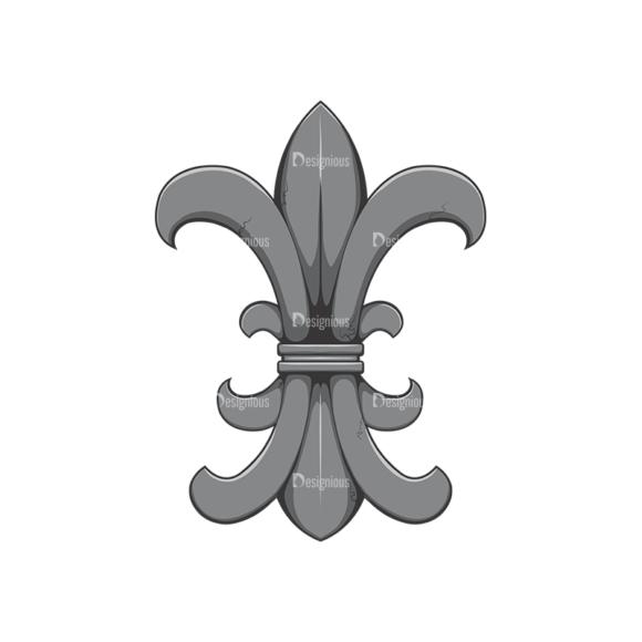 Gothic Vector 1 7 Clip Art - SVG & PNG vector
