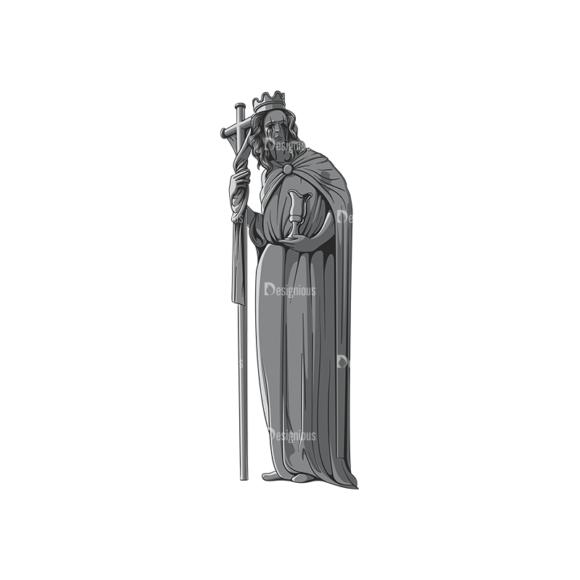 Gothic Vector 3 1 Clip Art - SVG & PNG vector