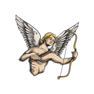 Greek Mythological Other God Vector 1 5 Clip Art - SVG & PNG vector