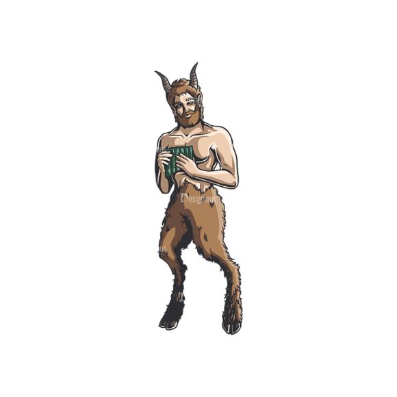 Greek Mythological Other God Vector 2 3 Clip Art - SVG & PNG vector