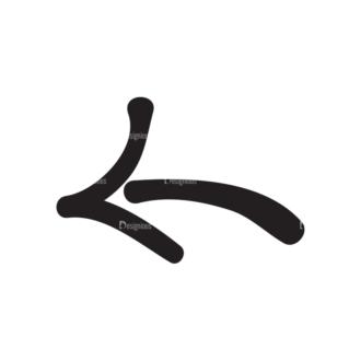 Hand Drawn Elements Vector Large Arrow 09 Clip Art - SVG & PNG vector