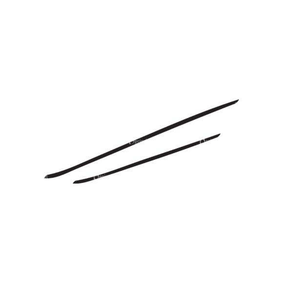 Hand Drawn Elements Vector Large Underlines 01 Clip Art - SVG & PNG vector
