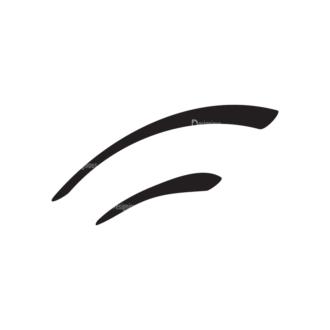 Hand Drawn Elements Vector Large Underlines 06 Clip Art - SVG & PNG vector