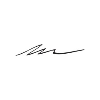 Hand Drawn Elements Vector Large Underlines 20 Clip Art - SVG & PNG vector
