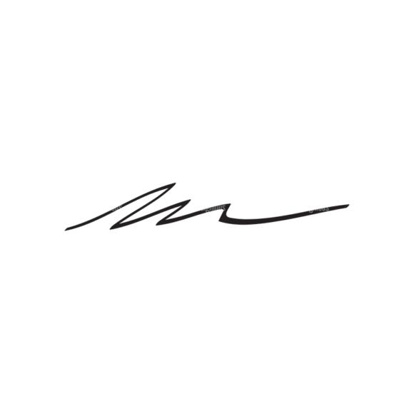 Hand Drawn Elements Vector Large Underlines 20 hand drawn elements vector large underlines 20