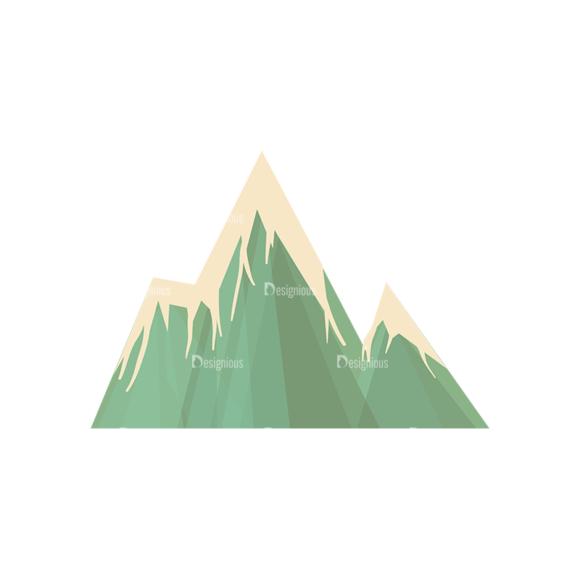 Hiking Equipment Vector Infographics Vector Mountain 02 hiking equipment vector infographics vector mountain 02