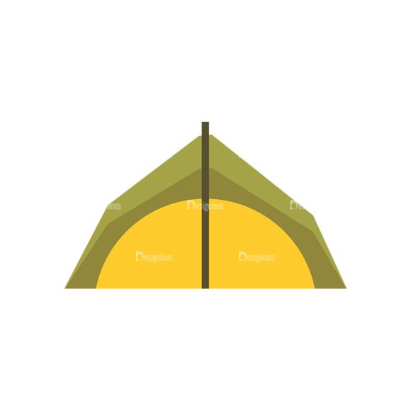 Hiking Equipment Vector Infographics Vector Tent hiking equipment vector infographics vector tent