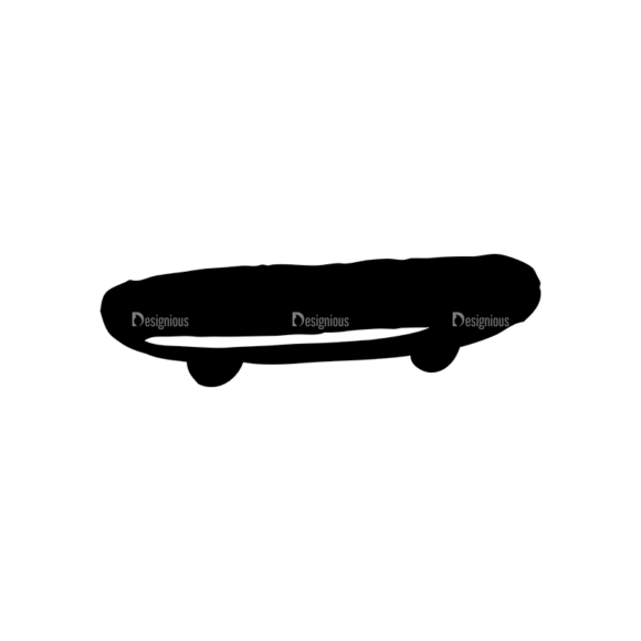 Hipster Apparel And Gadgets Set 10 Vector Skateboard hipster apparel and gadgets set 10 vector skateboard