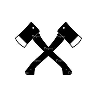 Hipster Vector Set 1 Vector Axe 35 Clip Art - SVG & PNG vector