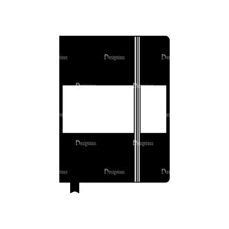 Hipster Vector Set 1 Vector Notebook 15 Clip Art - SVG & PNG vector