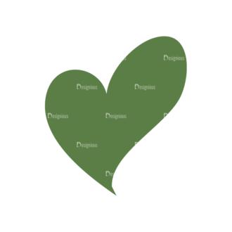 Love Vector Set 6 Vector Heart 14 Clip Art - SVG & PNG vector
