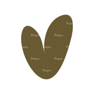 Love Vector Set 6 Vector Heart 16 Clip Art - SVG & PNG vector