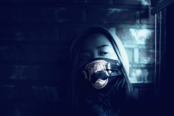 18 Face Masks Vector Pack 5