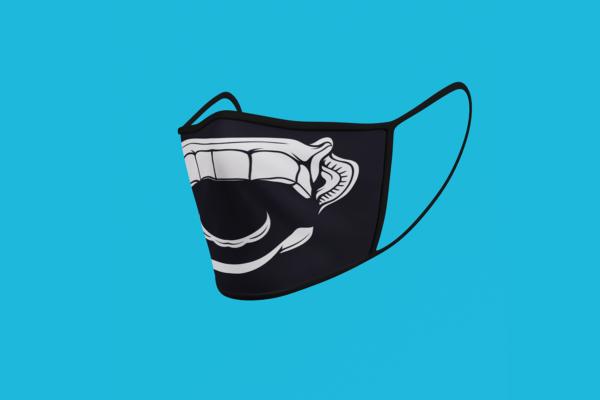 18 Face Masks Vector Pack 43