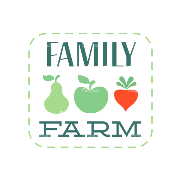 Organic Labels Set 4 Vector Logo 01 5
